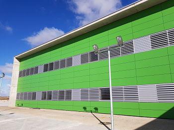 Realizamos la gestión de obras en el nuevo colegio en Sobradiel (Zaragoza)