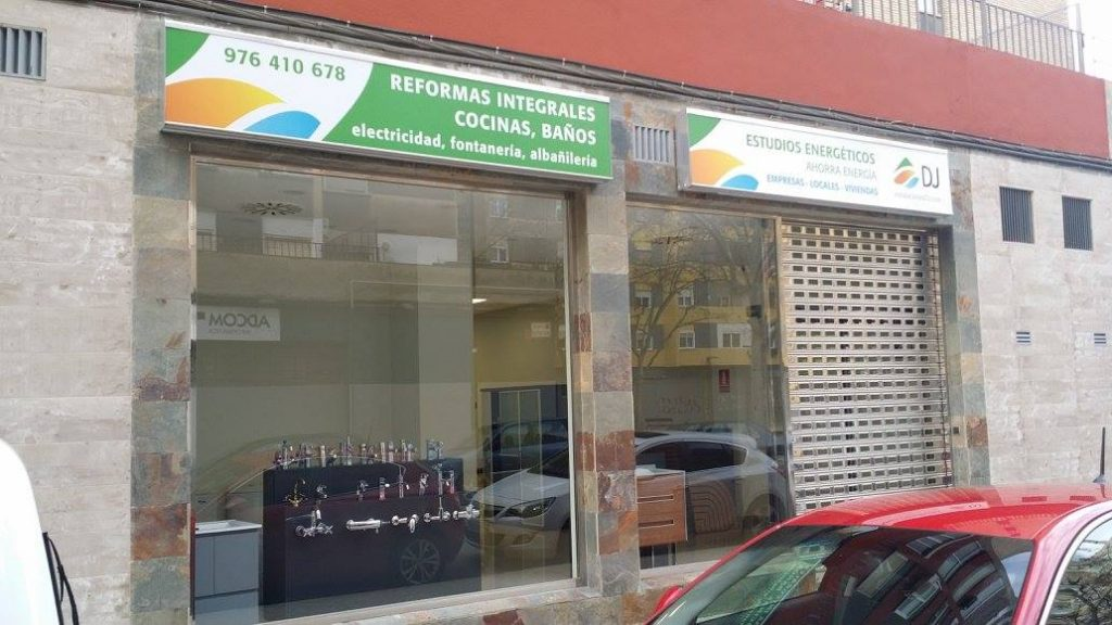 Licencia urbanística y de apertura para oficinas de Instalaciones DJ