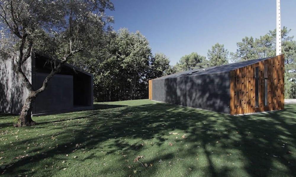 Casas modulares con sistema Gomos de construcción rápida y gran calidad