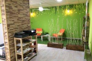 Diseño de interiores en local para la venta de productos del hogar en Garrapinillos (Zaragoza)
