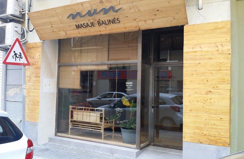 Licencia de apertura de centro de masajes en María Lostal 23 (Zaragoza)