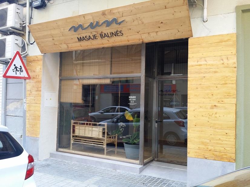 Licencia urbanística y de apertura de centro de masajes en María Lostal 23 (Zaragoza)