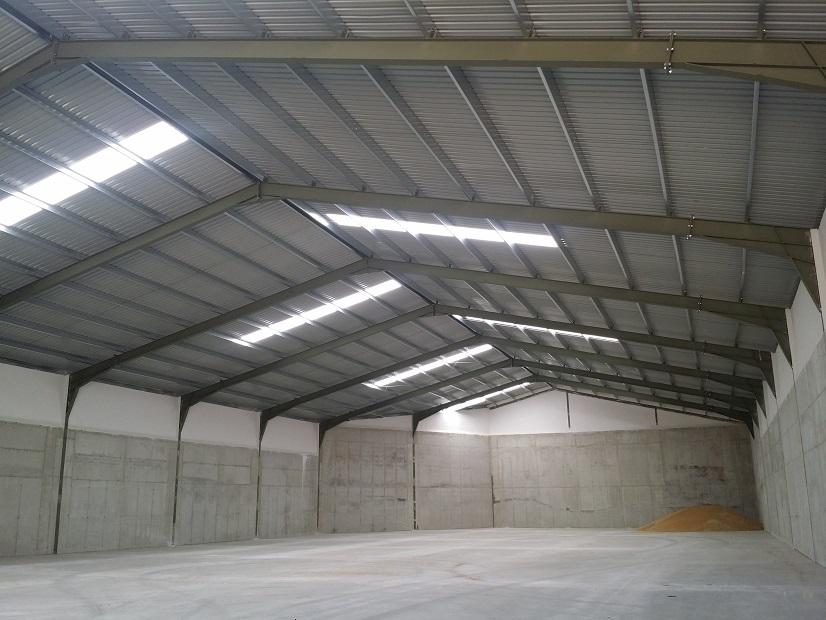 Proyectos técnicos para nave agrícola en Villanueva de Huerva (Zaragoza)
