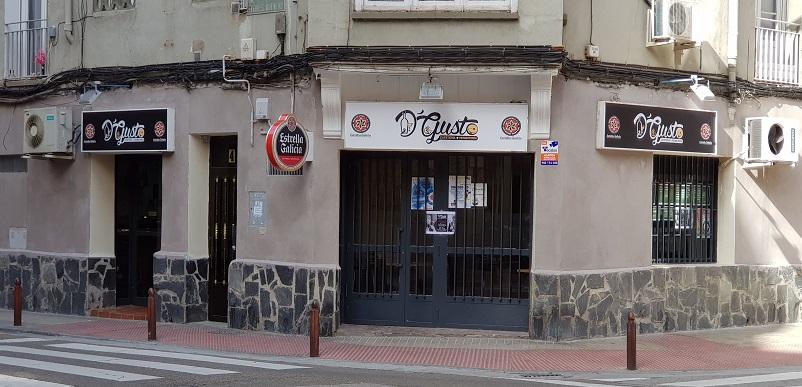 Licencia urbanística y de actividad de bar en C/ Torres Quevedo 4 (Zaragoza)