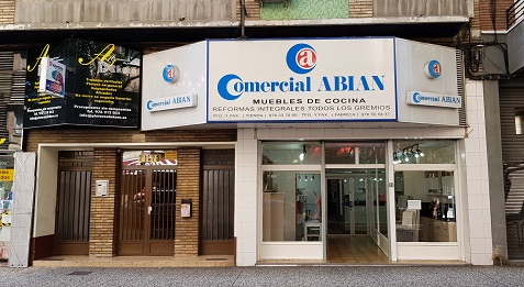 Licencia de apertura de tienda de muebles de cocina en C/ Unceta 71-73 (Zaragoza)