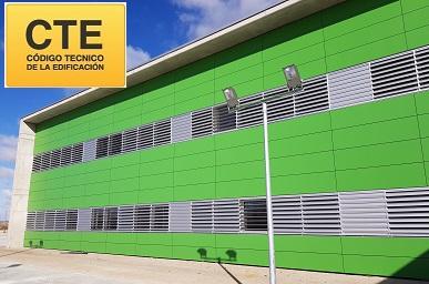 Cumplimiento del CTE en la construcción de edificios