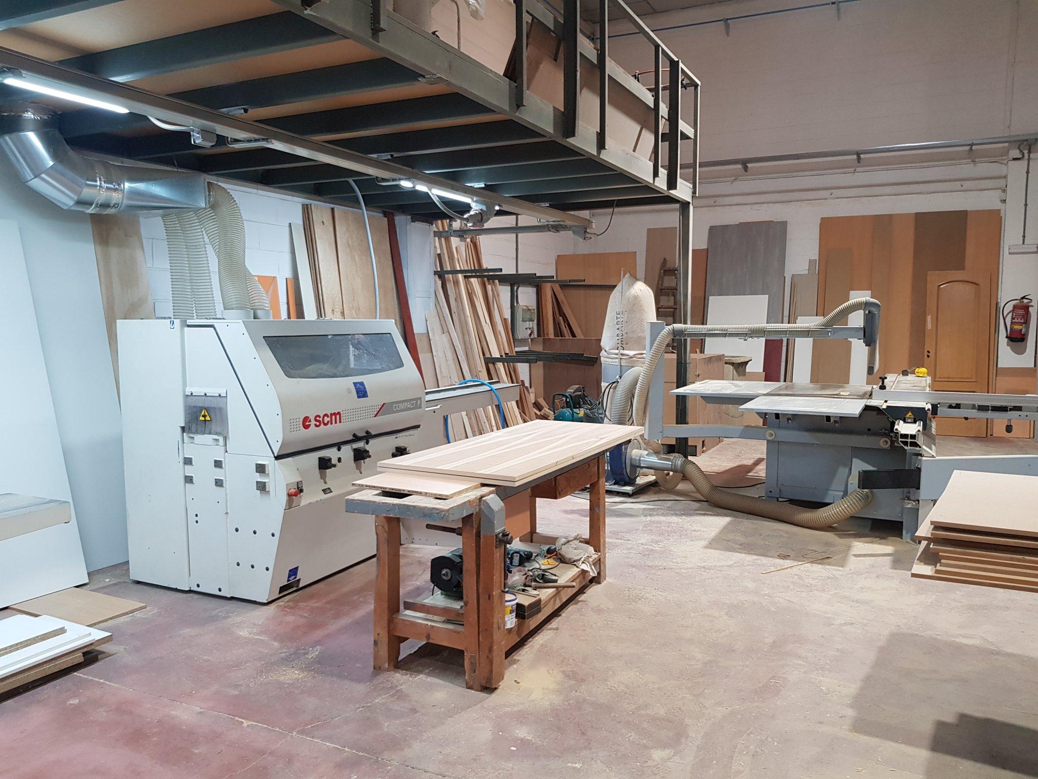 Licencia de Actividad Clasificada en Carpintería de Madera en Zaragoza