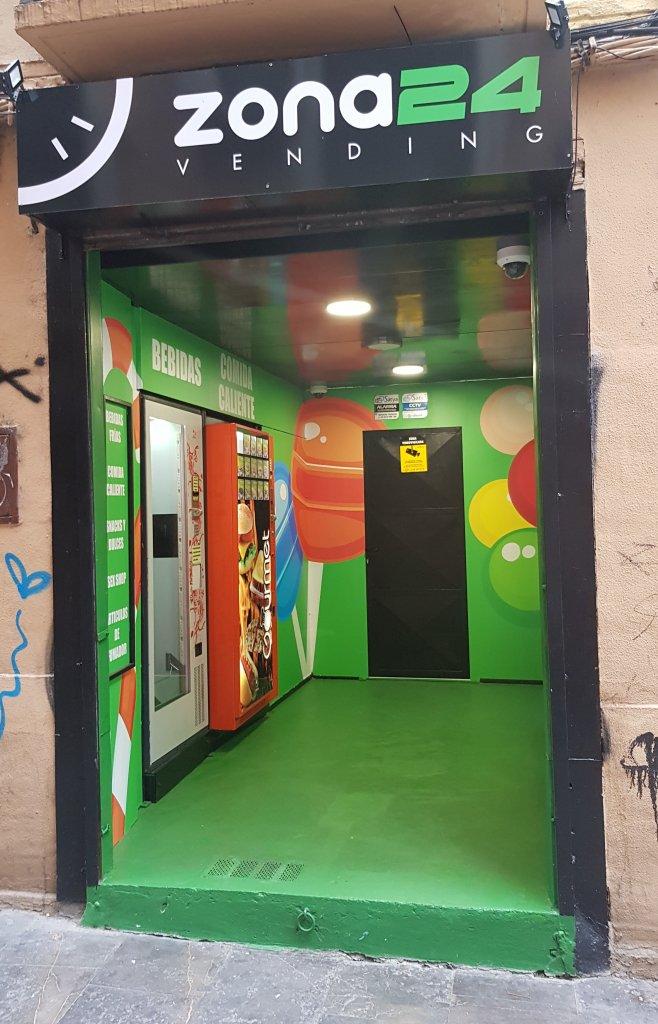 Licencia de Apertura de Vending en Zaragoza