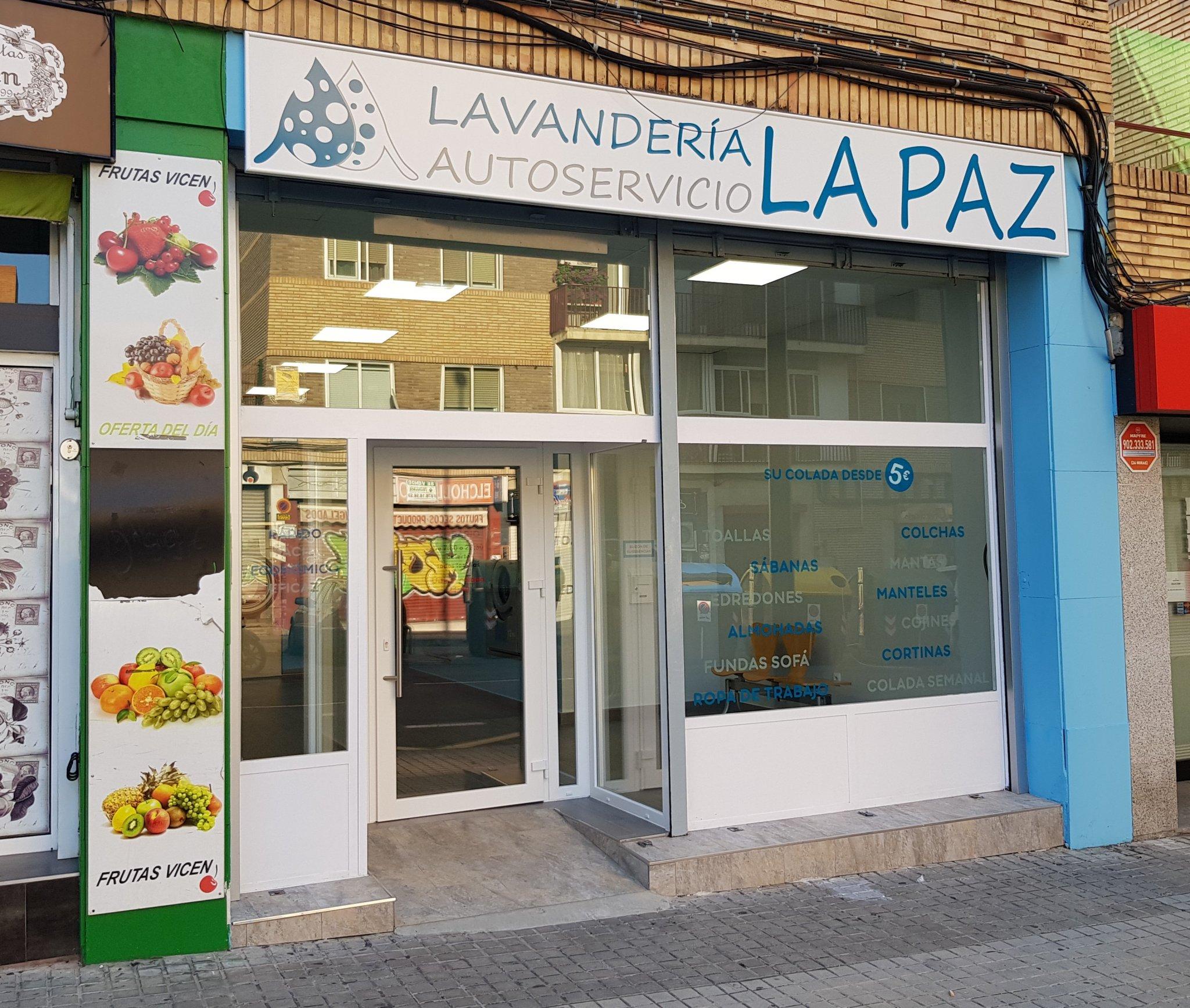 Licencia de Apertura de Lavandería Autoservicio en Zaragoza